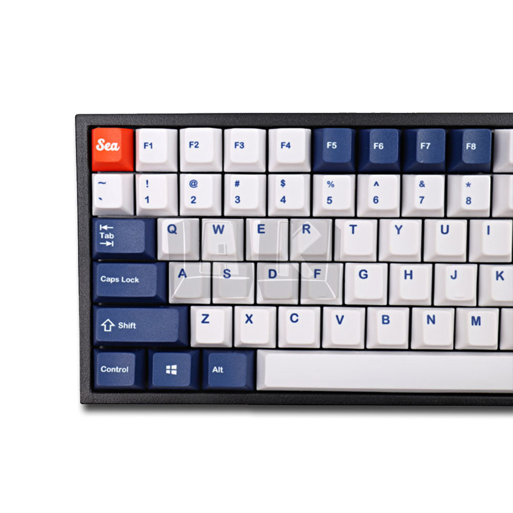 PBT OEM Dye Sublimation Legends Keycaps - Sailor