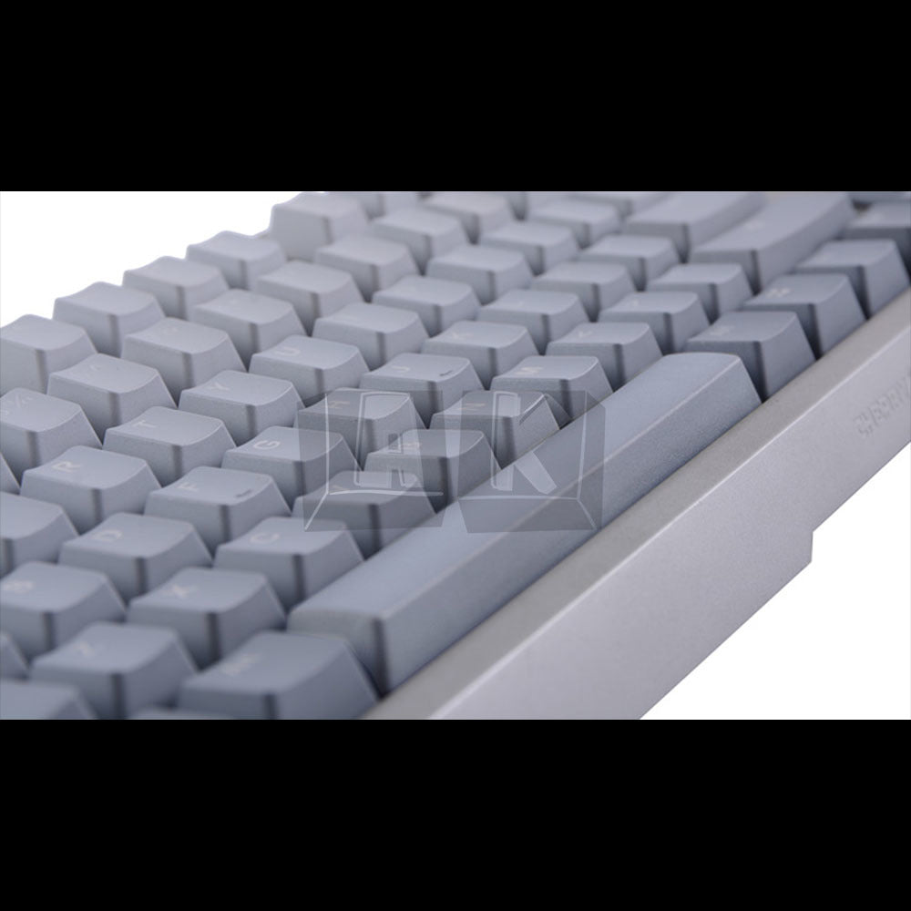 PBT OEM Dye Sublimation Legends Keycaps - Misty