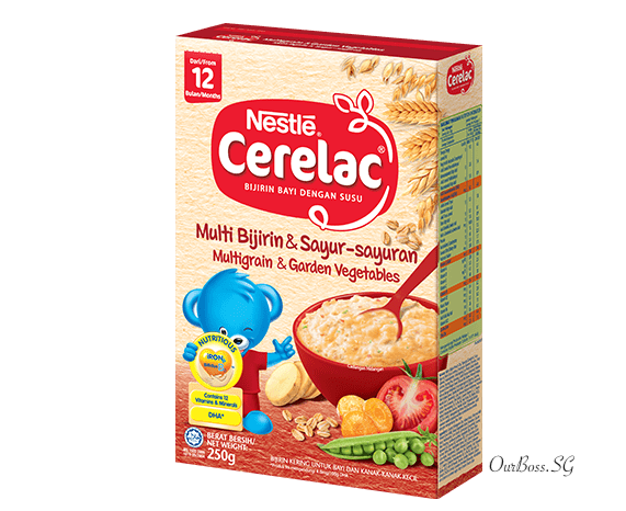 Cerelac Multigrain & Garden Vegetables