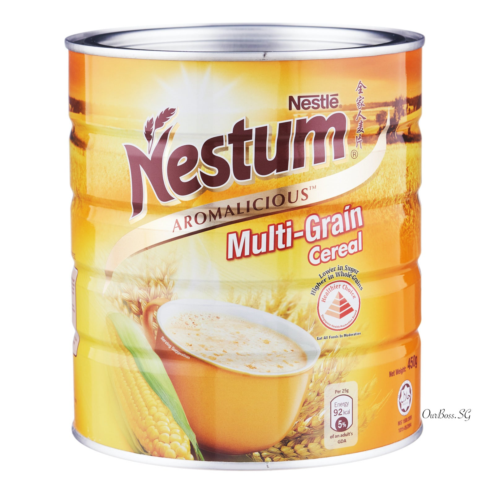 Nestum Multi-Grain Cereal
