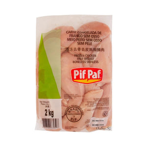 Pif Paf Chicken Thigh 2kg