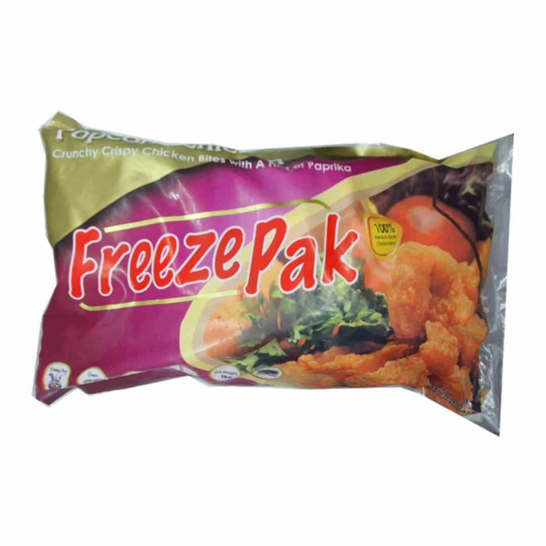 Freezepak Crunchy Crispy Pop-Corn Chicken 1kg