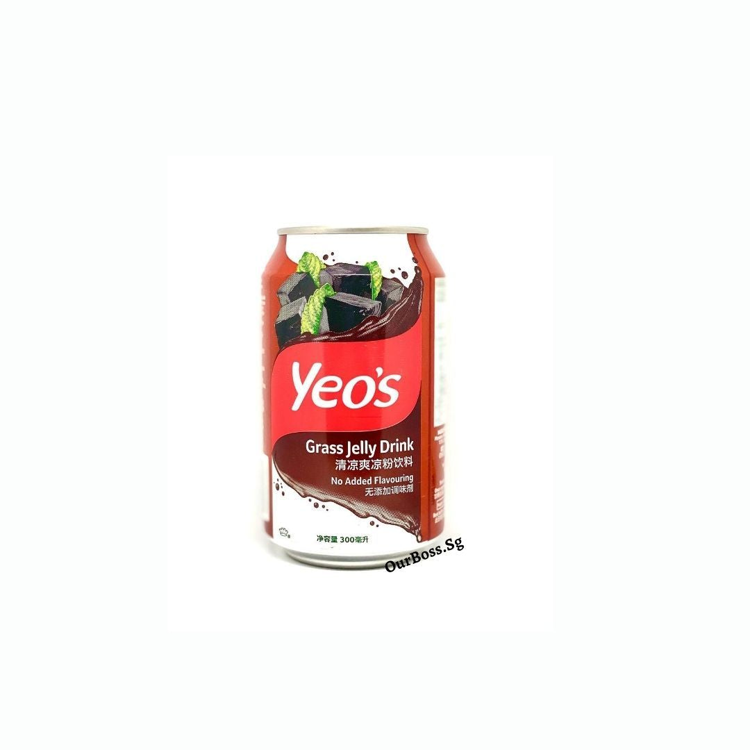 Yeo's Grass Jelly