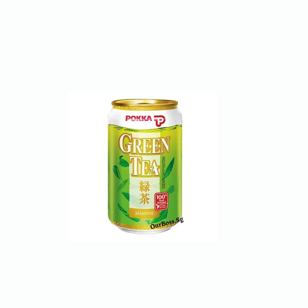 Pokka Green Tea