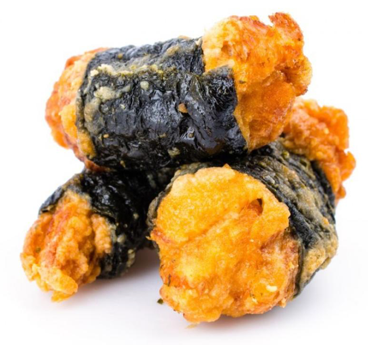 Crispy Chicken with Seaweed 1kg