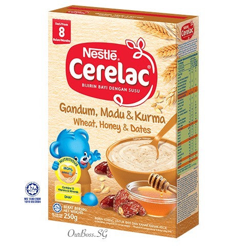 Cerelac Wheat, Honey & Dates