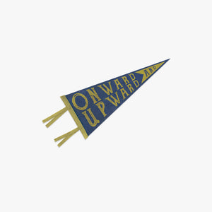 Onward and Upward Pennant