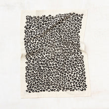 Load image into Gallery viewer, Leopard Kitchen Towel - Natural