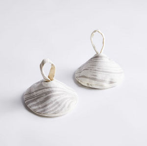 Natural Marble Pot Holders - 2pcs