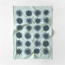 Load image into Gallery viewer, Starbursts Kitchen Towel - Blue