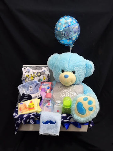 Large Baby Boy Hamper