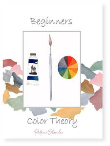Beginners Color Theory Printable Booklet