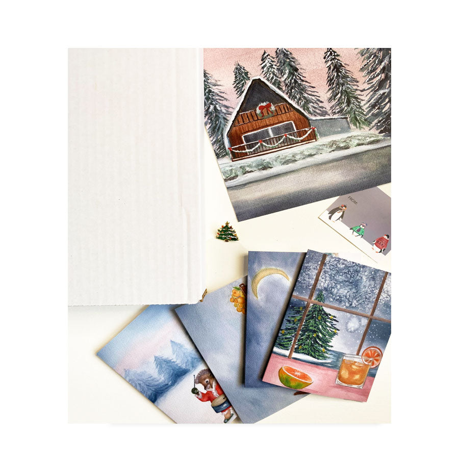Christmas Card Box Bundle