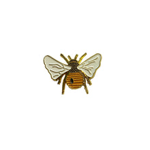 Load image into Gallery viewer, Bee Enamel Pin