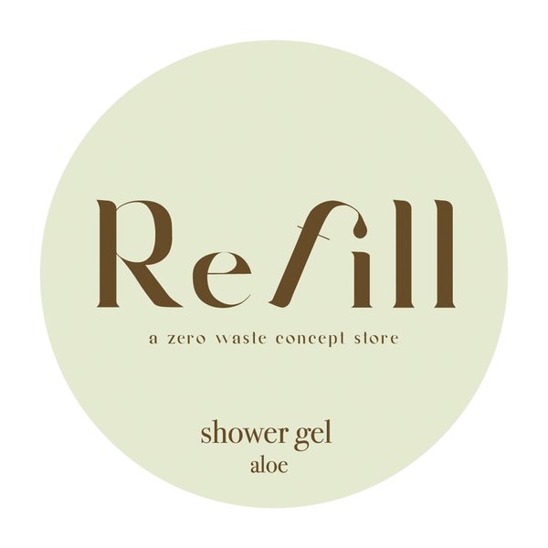 Shower Gel Aloe