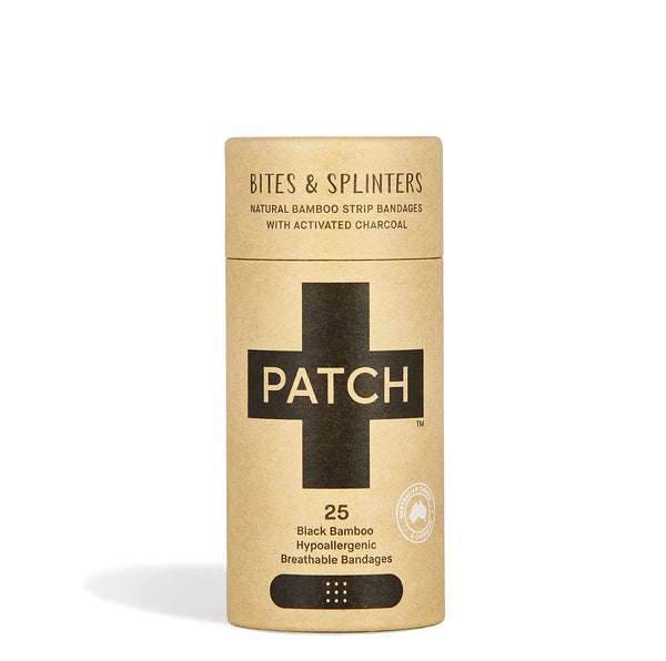 Patch Charcoal Compostable Plasters