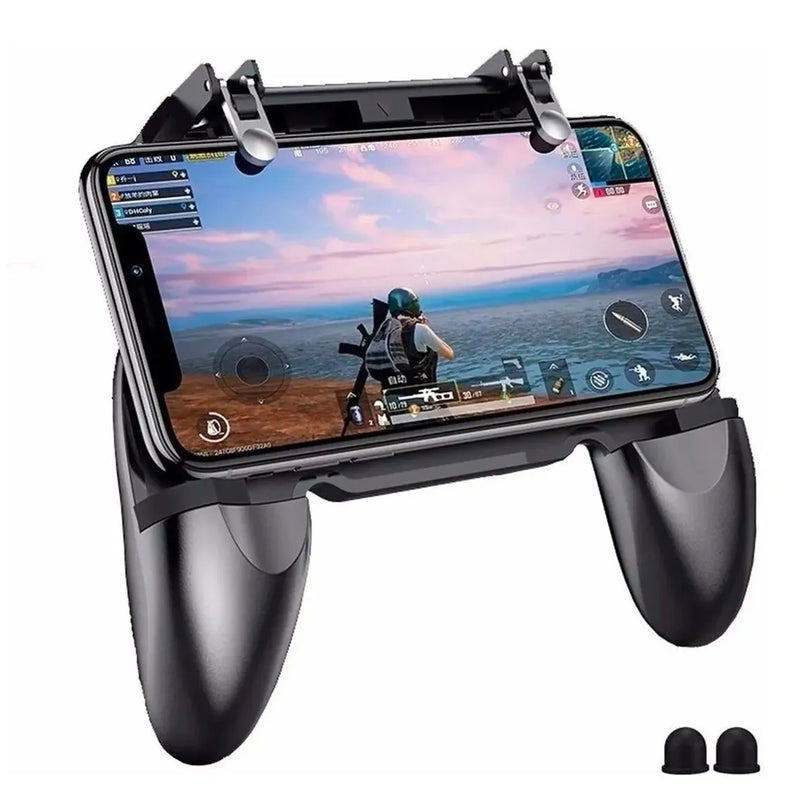 Gatillo Disparador W10 Control Gamepad Freefire/pubg/fornite