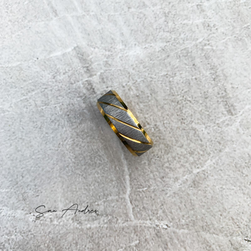 Impala Ring in Gold