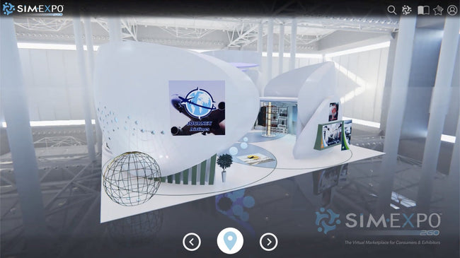 Virtual Large Booth 2