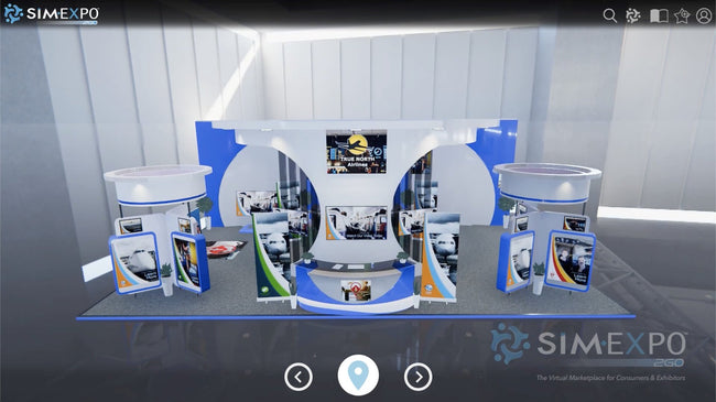 Virtual Large Booth 11
