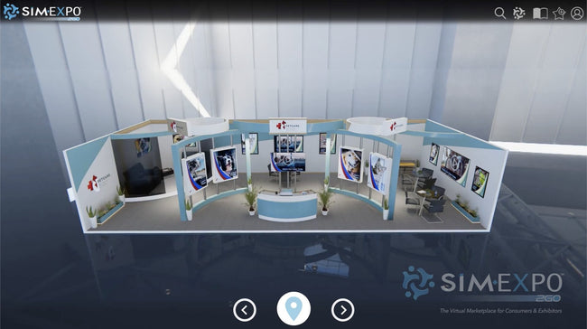 Virtual Medium Booth 7