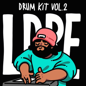 L.Dre Drum Kit Vol. 2 - Prod. By L.Dre