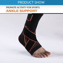 Load image into Gallery viewer, Ankle Sprains Strains Strap Brace