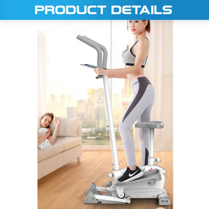 Multi-Function Mini Gym Bike Step Pedal