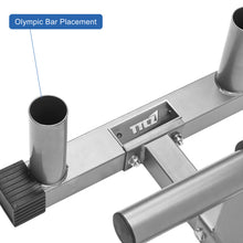 Load image into Gallery viewer, Olympic Weight Plates Steel Rack Holder