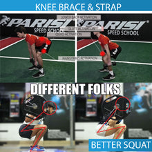 Load image into Gallery viewer, Elastic Sports Stretch Knee Brace