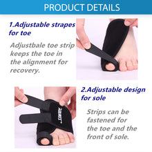 Load image into Gallery viewer, Toe Bunion Splint Straightener Corrector