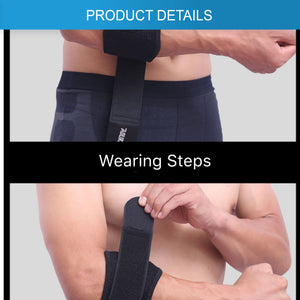 Adjustable Elbow Support Brace Strap Band