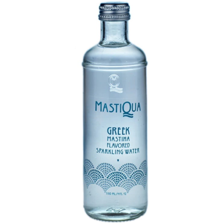 Mastiqua Greek Carbonated Water