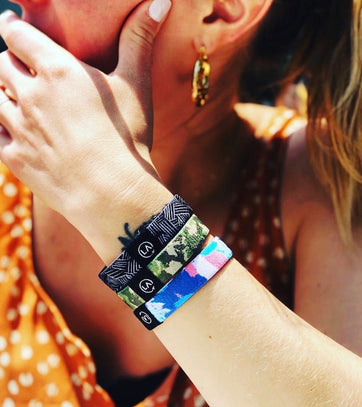 The best motivational bracelet to have stacked on your wrist.