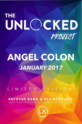 Angel Colon - The Unlocked Project - La Clé