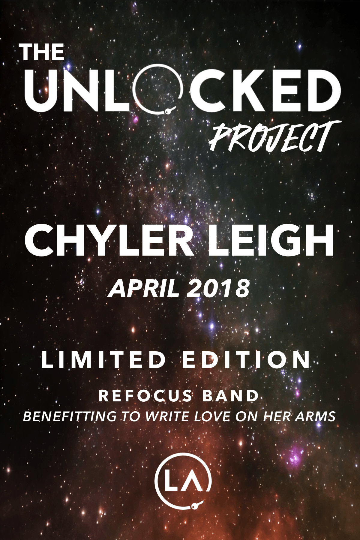 CHYLER LEIGH & NATHAN WEST - Unlocked Project - La Clé