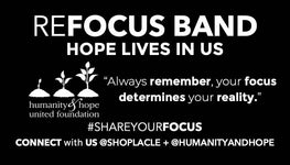 "Hope and Humanity - ""Hope Lives In Us"""