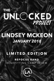 "Lindsey McKeon - ""Through Darkness comes light."""