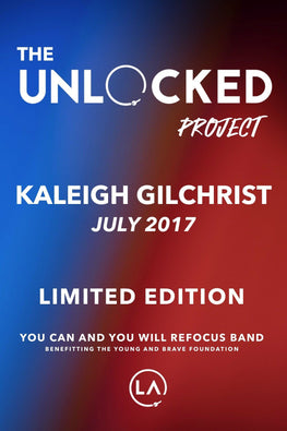 Kaleigh Gilchrist - The Unlocked Project - La Clé
