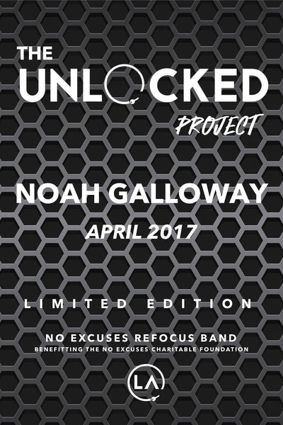 Noah Galloway - The Unlocked Project