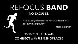 Noah Galloway - Refocus Band - La Clé