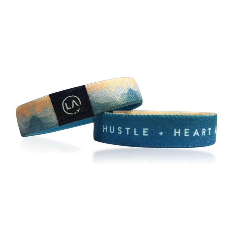 Hustle + Heart Will Set You Apart.