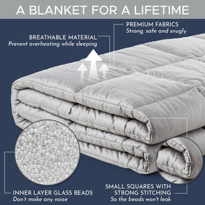 Hevvy Weighted Blanket Bundle - Hevvy Blankets