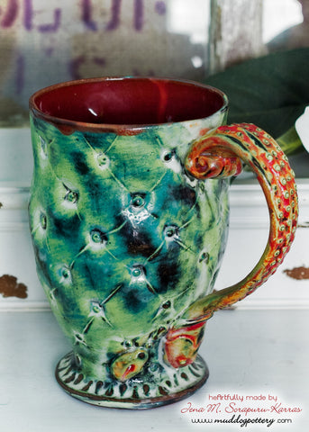 Louisiana Love Mudbug Mugs
