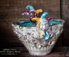 French Creole Jester Bowl