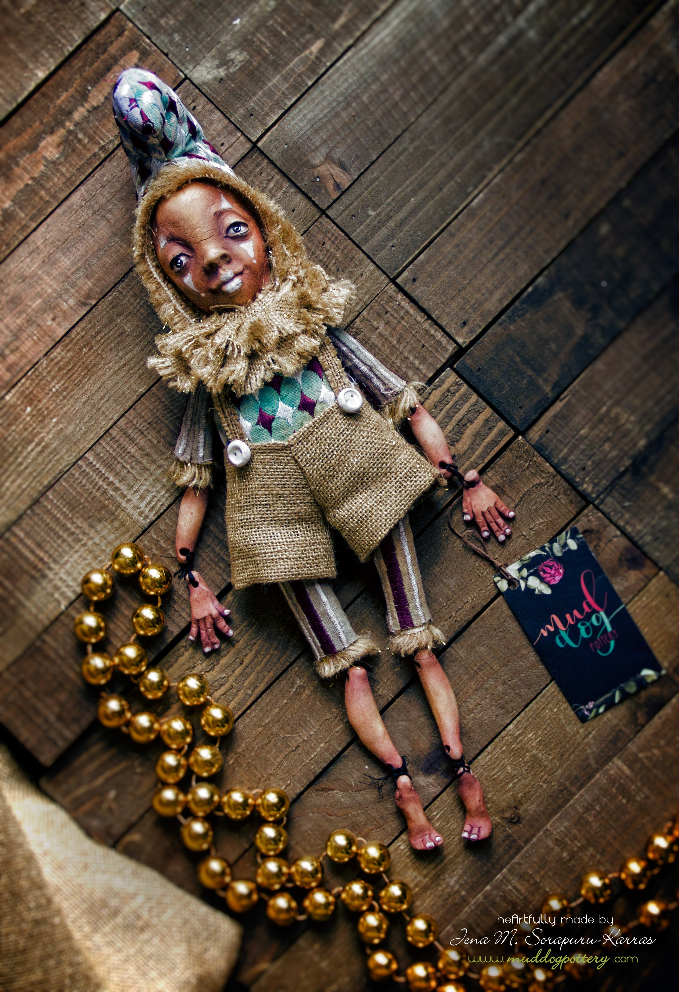 Purnell 2 (Creole Heritage Doll)