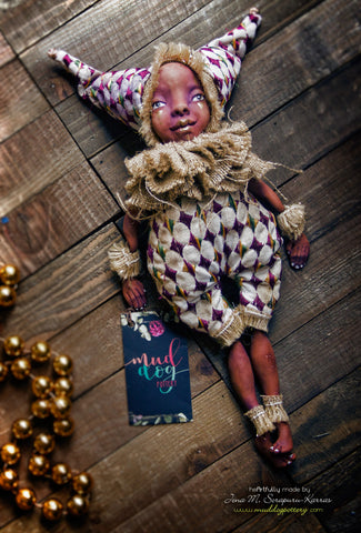 Curnell (Creole Heritage Doll)