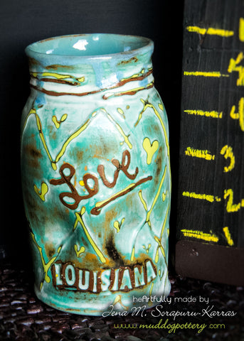 Louisiana Love Tumbler [Mudbug]
