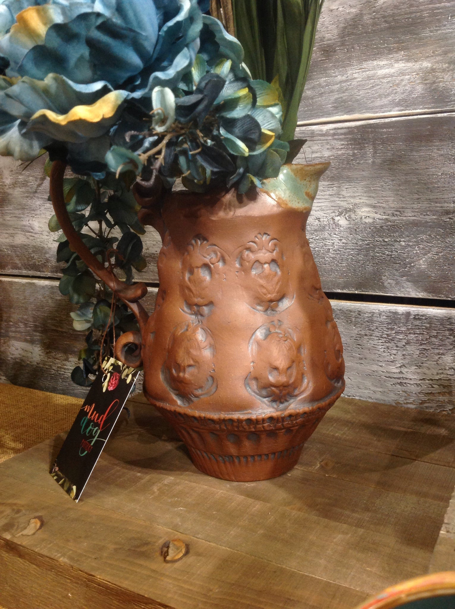 Creole Courtyard Pitcher