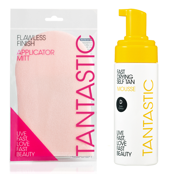 TANTASTIC MOUSSE + FREE MITT !! NZ only